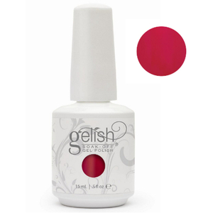Gelish Color Coat: All Dahlia-Ed Up 0.5oz. - 15mL. - Gelish Soak Off Gel Nail Polish by Nail Harmony (#01464)