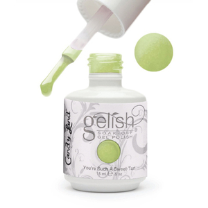 Gelish Color Coat: You'Re Such A Sweet Tart 0.5oz. - 15mL. - Gelish Soak Off Gel Nail Polish by Nail Harmony (#01533)