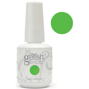 Gelish Color Coat: Sometimes A Girl'S Gotta Glow 0.5oz. - 15mL. - Gelish Soak Off Gel Nail Polish by Nail Harmony (#01554)