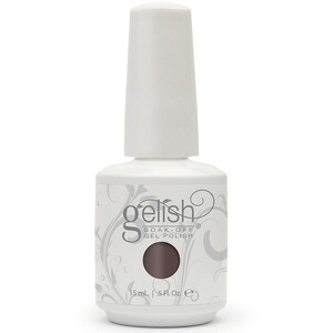 Gelish Color Coat: Want To Cuddle? 0.5oz. - 15mL. - Gelish Soak Off Gel Nail Polish by Nail Harmony (#01580)