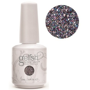 Gelish Color Coat: Sledding In Style 0.5oz. - 15mL. - Gelish Soak Off Gel Nail Polish by Nail Harmony (#01583)