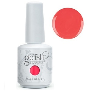 Gelish Color Coat: Fairest Of Them All 0.5oz. - 15mL. - Gelish Soak Off Gel Nail Polish by Nail Harmony (#01590)