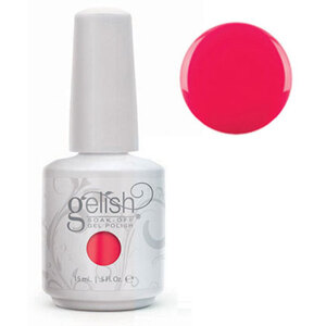 Gelish Color Coat: Pacific Sun Set 0.5oz. - 15mL. - Gelish Soak Off Gel Nail Polish by Nail Harmony (#01619)