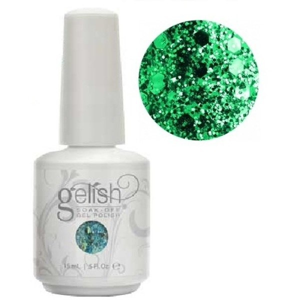 Gelish Color Coat: Are You Feeling It 0.5oz. - 15mL. - Gelish Soak Off Gel Nail Polish by Nail Harmony (#01857)