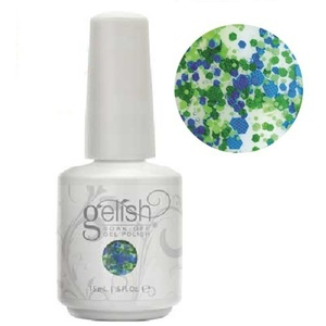 Gelish Color Coat: Candy Shop 0.5oz. - 15mL. - Gelish Soak Off Gel Nail Polish by Nail Harmony (#01860)