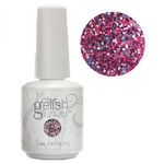 Gelish Color Coat: Party Girl Problems 0.5oz. - 15mL. - Gelish Soak Off Gel Nail Polish by Nail Harmony (#01865)