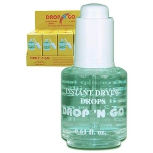 Drop'N Go Fast Dry - 0.61 oz. 12 Pack (502)