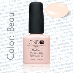 Pre-Order: CND Shellac Beau 0.25 oz. - 7.3 mL - The 14 Day Manicure is Here! (681)