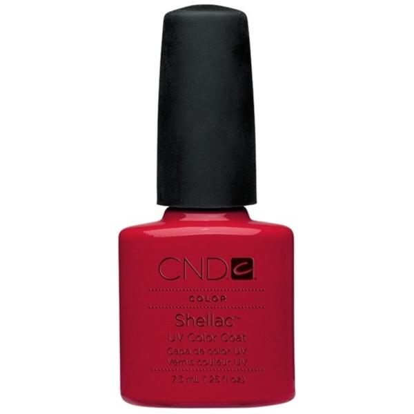 CND Shellac Wildfire 0.25 oz. - 7.3 mL - The 14 Day Manicure is Here! (672)