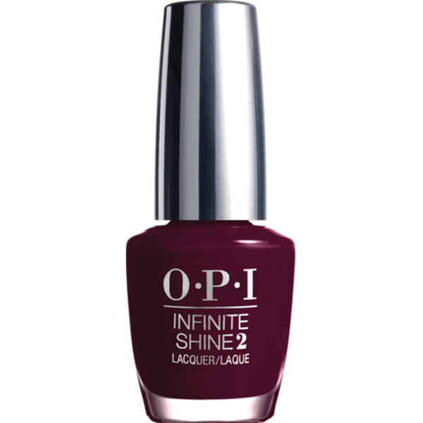 OPI Infinite Shine - Air Dry 10 Day Nail Polish - Raisin' the Bar (IS L14)