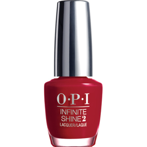 OPI Infinite Shine - Air Dry 10 Day Nail Polish - Relentless Ruby (IS L10)