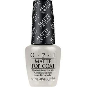 OPI Nail Lacquer - Matte Top Coat 0.5 oz. (T35)