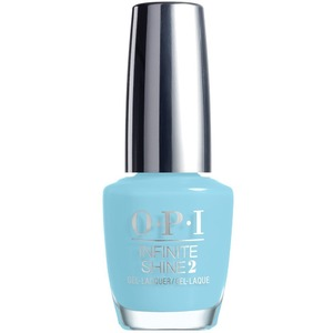 OPI Infinite Shine - Air Dry 10 Day Nail Polish - I Believe in Manicures -HRH44 0.5 oz. (HRH44)
