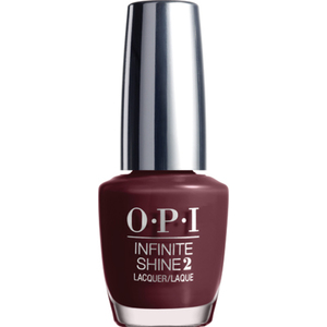OPI Infinite Shine - Air Dry 10 Day Nail Polish - Fall Collection - STICK TO YOUR BURGUNDIES - ISL54 0.5 oz. (ISL54)