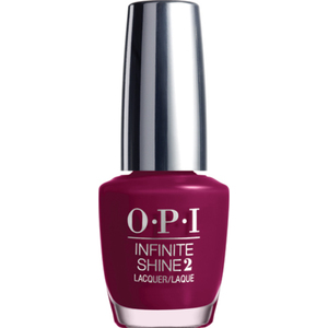 OPI Infinite Shine - Air Dry 10 Day Nail Polish - Fall Collection - BERRY ON FOREVER - ISL60 0.5 oz. (ISL60)
