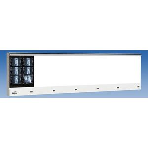 The Liberator Viewbox 6 in 1 Horizontal (4 Bulb) (22806)