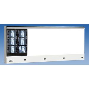The Liberator Hi-Lo Viewbox 4 in 1 Horizontal (6 Bulb) (22904)