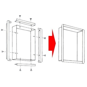 Recessing Kit (Frame) (27506)