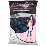 Miss Cire Blue Mini Pucks - Stripless Hard Wax for Brazilian Bikini Wax 2.2 Lbs. - 35 oz. - 1 Kilo Bag X 6 Bags = 6 Kilo Case (13.2 Lbs.) (710850 X 6)