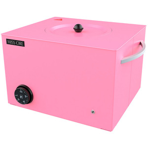 Miss Cire Large Pink Professional Hard Wax Warmer  5 Lbs. ()