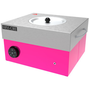 Miss Cire Hot Pink Hybrid Large Professional Wax Warmer  5 Lbs. ()