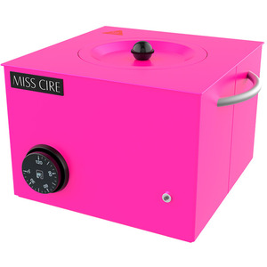 Miss Cire Medium Neon Hot Pink Wax Warmer  2.2 Lbs. ()