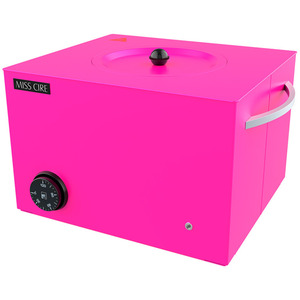Miss Cire Neon Hot Pink Large Wax Warmer  5 Lbs. ()