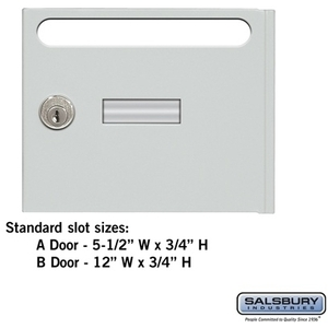 Door Slot - for Cell Phone Storage Locker Door