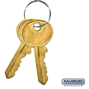 Additional Key - for Cell Phone Storage Locker Standard Lock