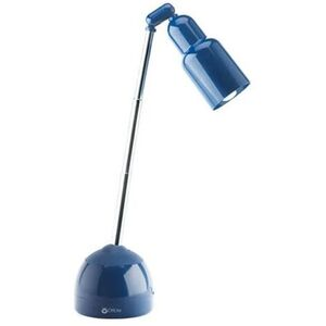Navy Blue Telescoping Lamp (964PN8)