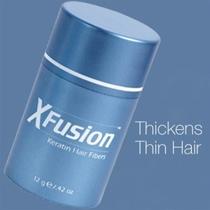 XFusion Keratin Hair Fibers - White 12 grams