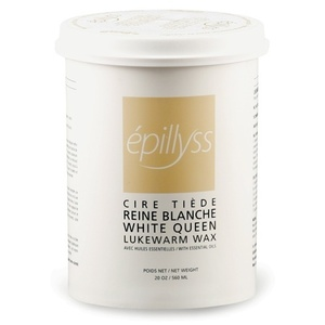 Epillyss White Queen Lukewarm Wax with Essential O