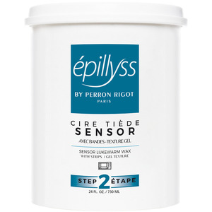 EPILLYSS SENSOR WAX DEPILATORY GEL with Essential Oils 24 oz. (300550)