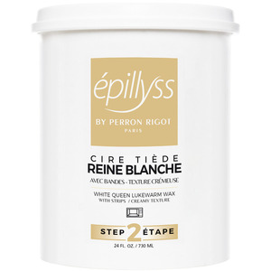 Epillyss White Queen Lukewarm Wax with Essential Oils  / 24 oz.