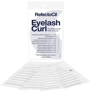 RefectoCil Eyelash Curl - Refill - Rollers 36 Large Rollers - For RefectoCil's Lash Perm Treatments! (US-RC 55033)