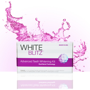 Whiter Image - White Blitz Advanced Teeth Whitening Kits - 2 Treatments per Kit (DSK2016)