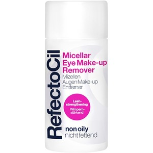 RefectoCil Micellar Eye Make-up Remover - Lash Strengthening & Oil-Free / 5.07 oz. - 150 mL.