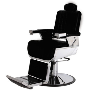 "Grande Barber Chair with 27"" Base Heavy Duty Hydraulic Pump (660)"