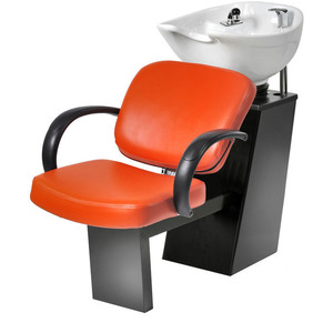 Messina Backwash with Slide System - White Bowl (5536W)