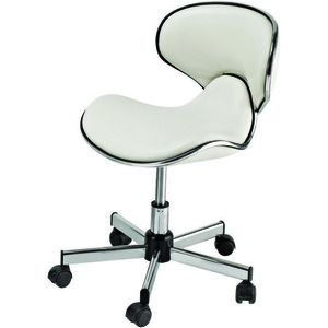"Butterfly Low Pedi Chair with Backrest 13""-16"" Height (545)"