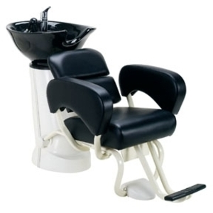 Paragon Shampoo Unit (803-BKW)