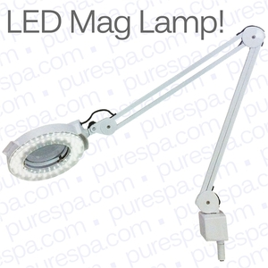 LED Magnifying Lamp 5 Diopter