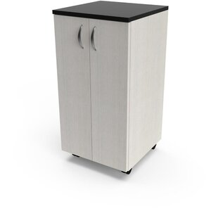 "Organizer Portable Storage Cabinet 18""W x 18""D x 36""H 50+ Color Choices Made to Order - Ships in 2-3 Weeks (3371-18)"