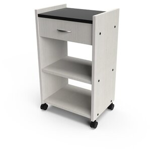 "Organizer Salon-Spa Cart 20""W x 15""D x 34""H 50+ Color Choices Made to Order - Ships in 2-3 Weeks (3370-20)"
