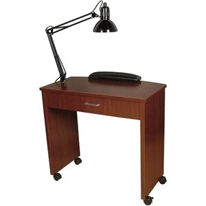 "QSE Petite Nail Table 32""W x 18""D x 30""H 50+ Color Choices Made to Order - Ships in 2-3 Weeks (5517-32)"