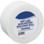 "Premium Wet-Laid Non-Woven Epilating Roll - 3"" x 50 yds (100218)"
