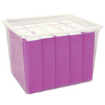 Buffing Block - Purple - 240 Grit 20 Pack (100509)