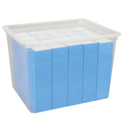 Buffing Block - Blue - 240 Grit 20 Pack (100510)