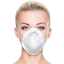 Non-Toxic Dust & Filter Masks 50 Pack (100558)