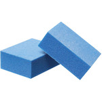 "Mini Buffing Block - Blue - 180180 Grit - 1.5""L x 1""W 1000 Count (100662)"